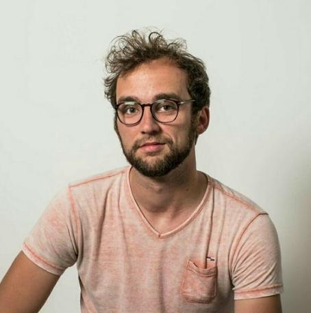 Antoine Gouy bio photo