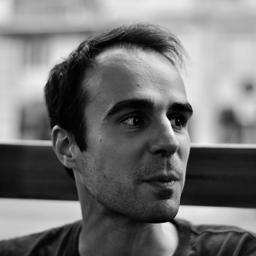 Sylvain Schellenberger bio photo